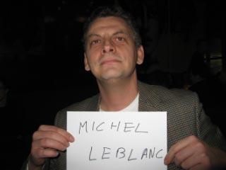 Michel LeBlanc