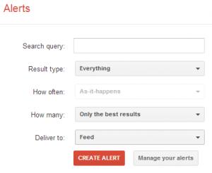 Google Alerts 130324