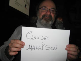 Claude Malaison