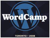 WordCamp Toronto 2008