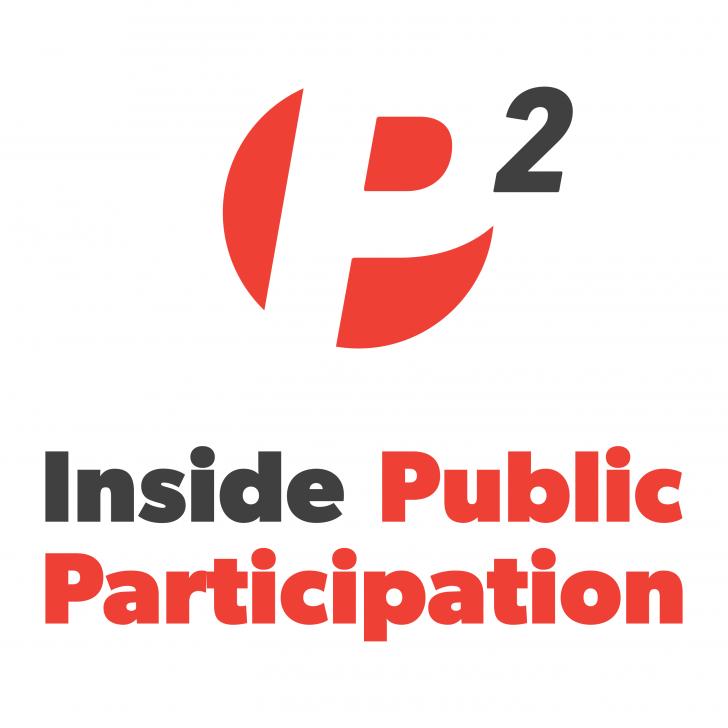 Inside P2 logo
