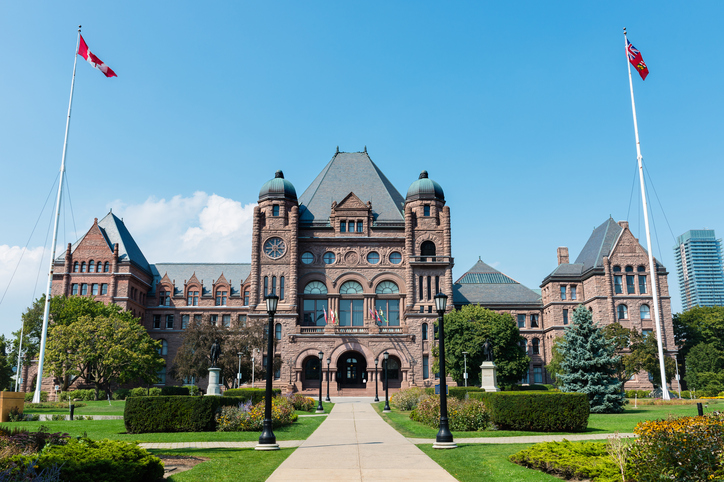 Ontario Legislature Building